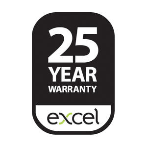 excel_25_year_warranty
